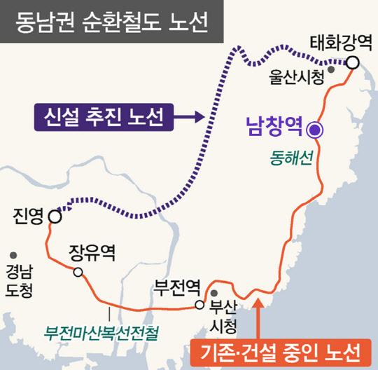 동남권 순환철도 수혜 기대되는 `온양발리 한양립스 더 퍼스트` 주목
